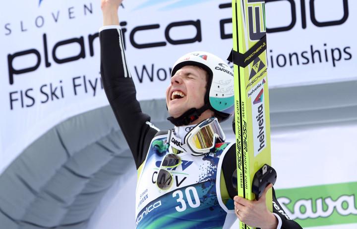 Skiflug-Weltmeister