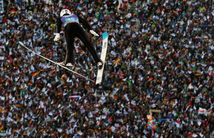 SKI JUMPING - FIS WC Garmisch-Partenkirchen, Four Hills Tournament