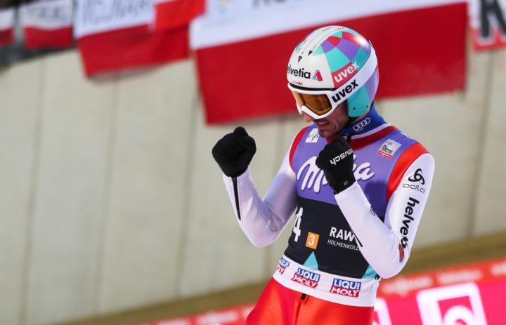SKI JUMPING - FIS WC Oslo